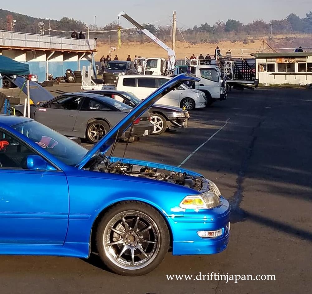 Ebisu drift matsuri attracts a ton of tasty drift cars three time a year